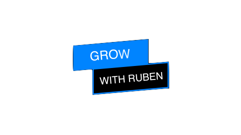 Grow With Ruben Logo
